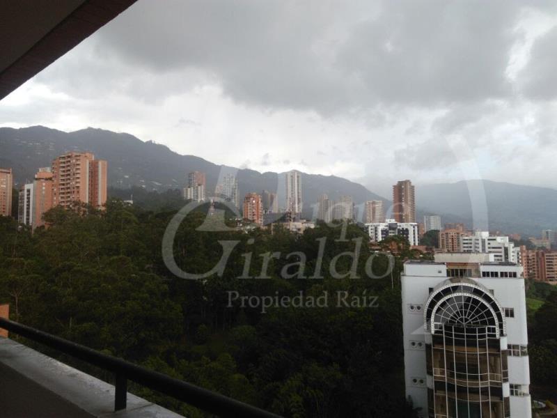Apartaestudio en Arriendo en Medellin - El Poblado
