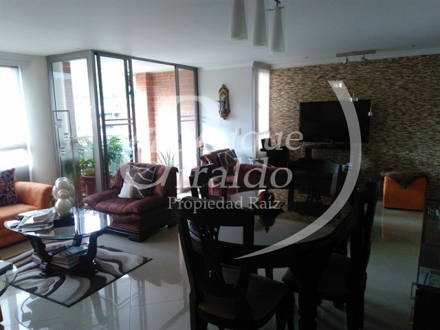 Apartamento en Venta en Envigado - Las Orquideas