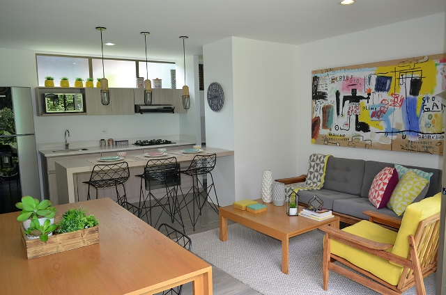 Apartamento en Venta en Itagui - Terranova